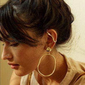 Jewelry - New FARIS • Bronze Helix Ear Cuff